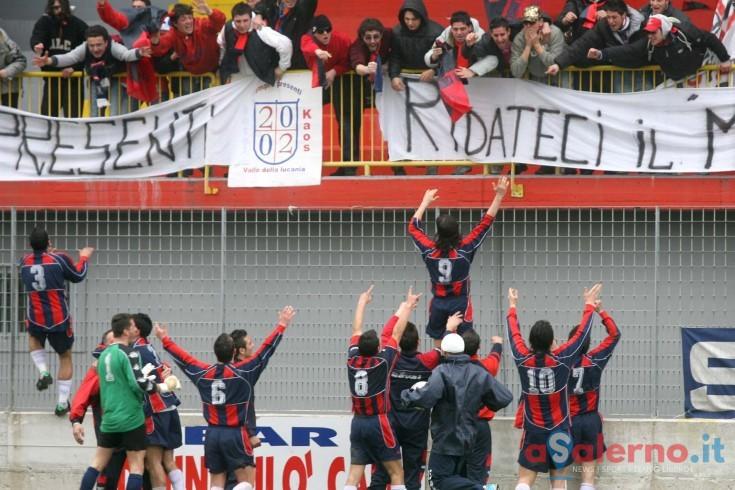 Gelbison-Salernitana, in vendita i biglietti per l'amichevole di sabato - aSalerno.it