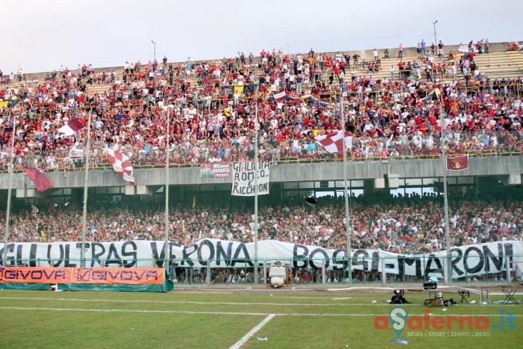 Salernitana-Verona, non solo i play-off del 2011: quella volta con Di Vaio e Artistico - aSalerno.it
