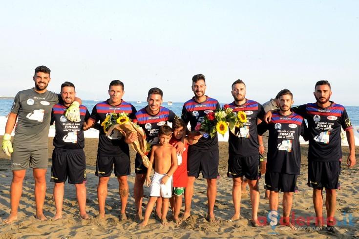 Santa Teresa Beach Soccer, vince la Cooperativa San Matteo - aSalerno.it
