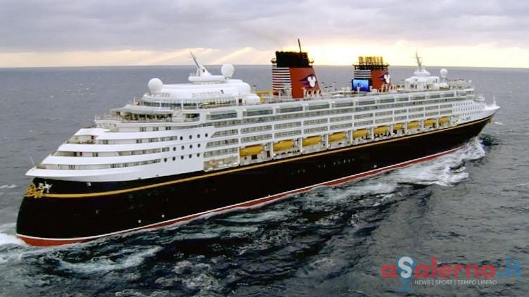Lunedì, per la prima volta a Salerno, sbarca la Disney Magic - aSalerno.it
