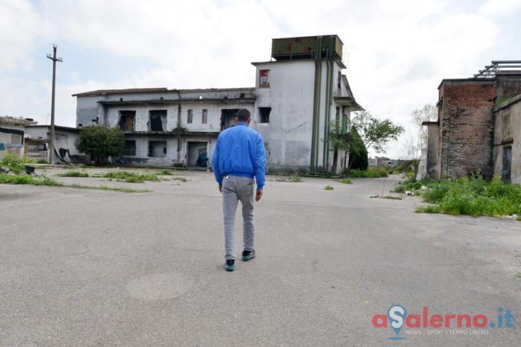 Blitz all'ex Apof di Eboli, sgomberati 36 extracomunitari - aSalerno.it