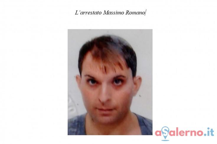 In casa con la cocaina, arrestato Massimo Romano - aSalerno.it