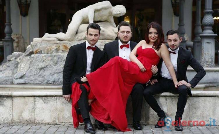 """A Marina di Vietri sul Mare gli """"Opera Quartet"""" - aSalerno.it"""