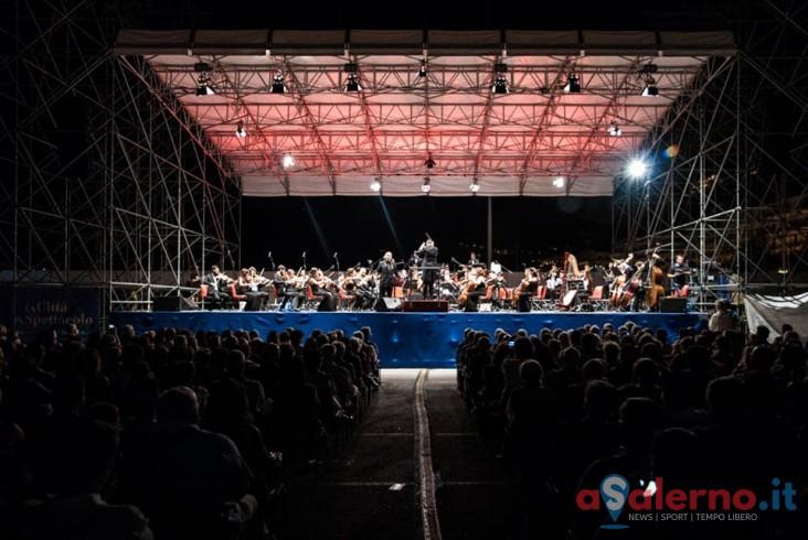 Con #Concertosinfonico l'Ossca incanta l'Arena del mare - aSalerno.it