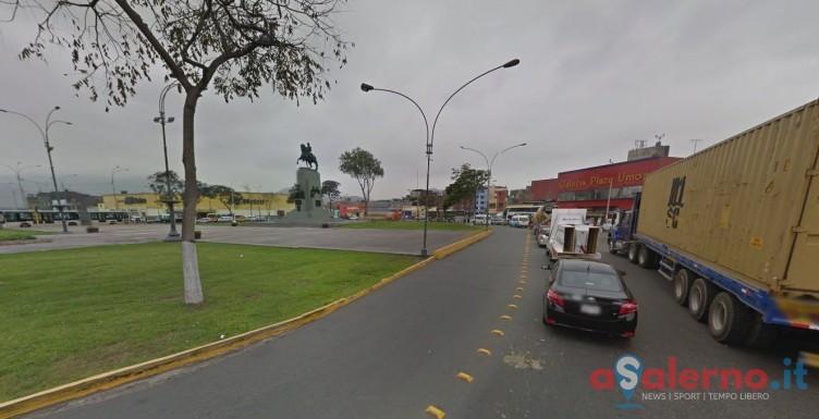 """La nuova metro di Lima in Perù """"parte"""" da Salerno - aSalerno.it"""