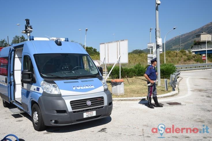 Derubavano i turisti nelle aree di servizio in autostrada, fermati due uomini - aSalerno.it