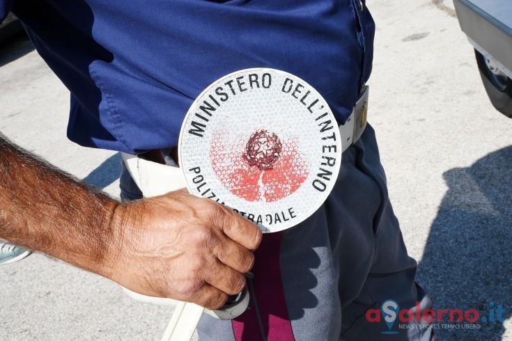 Non si fermano all'alt della Polizia, controllati due pregiudicati a Nocera Inferiore - aSalerno.it