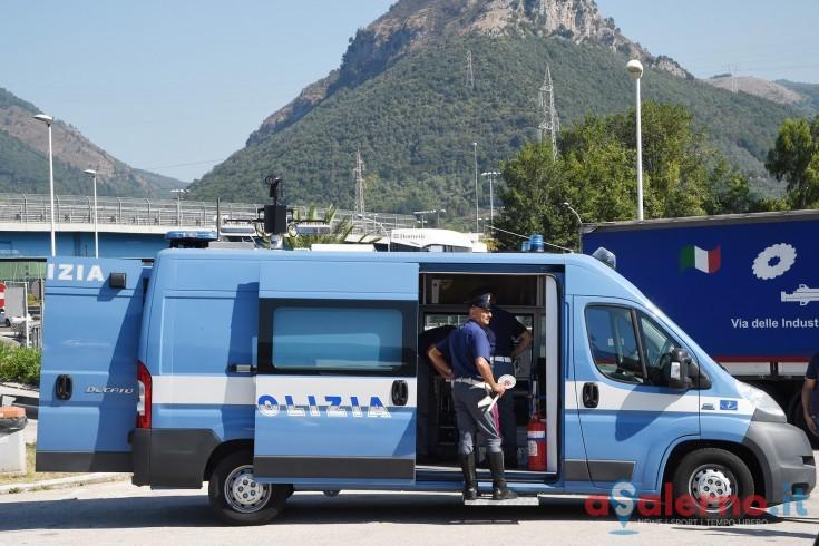 Oltre 8mila veicoli controllati e 1.726 persone: l'operazione Safety Car 2 a Salerno - aSalerno.it