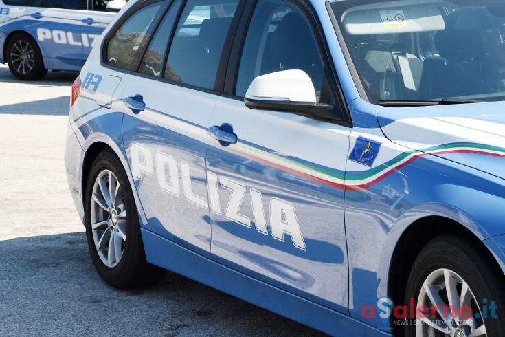 Controlli nella zona collinare di Salerno, Polizia ferma cittadino polacco - aSalerno.it
