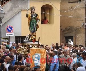processione san rocco siano