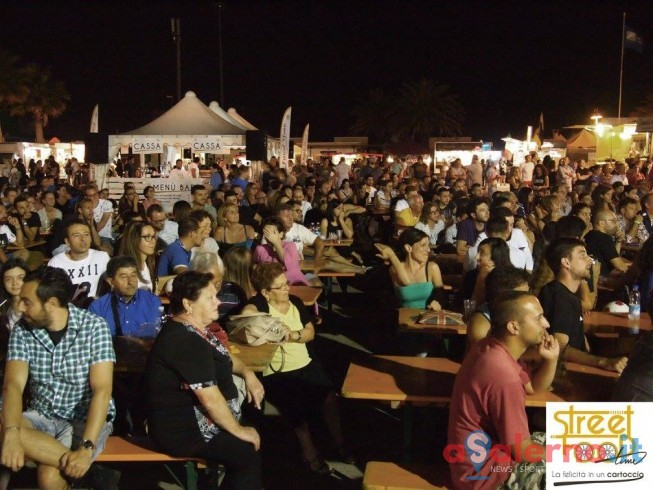 Maltempo nel weekend, rinviato ad ottobre lo Street Food Time a Salerno - aSalerno.it