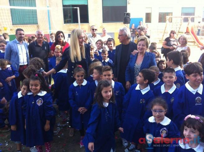 Suona la prima campanella dell'anno, gli auguri agli studenti del sindaco Napoli - aSalerno.it
