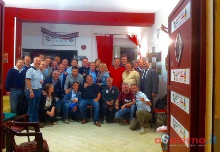 Batte il cuore del Club Salerno 2010: rieletto presidente Salvatore Orilia - aSalerno.it