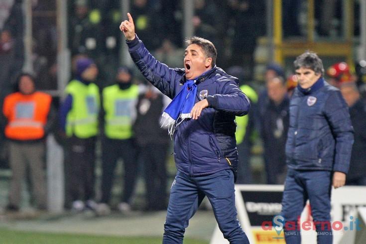 """Boscaglia in conferenza stampa: """"La Salernitana è un'ottima squadra"""" - aSalerno.it"""