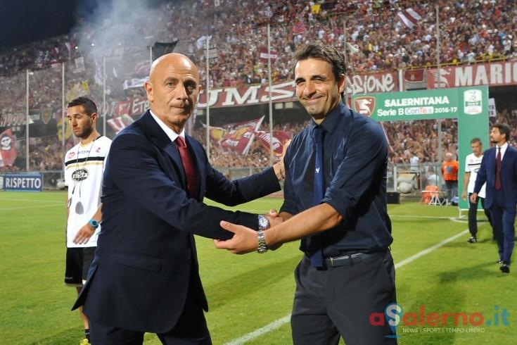 """Sannino:""""Che emozione l'Arechi, meritavamo i tre punti"""" - aSalerno.it"""