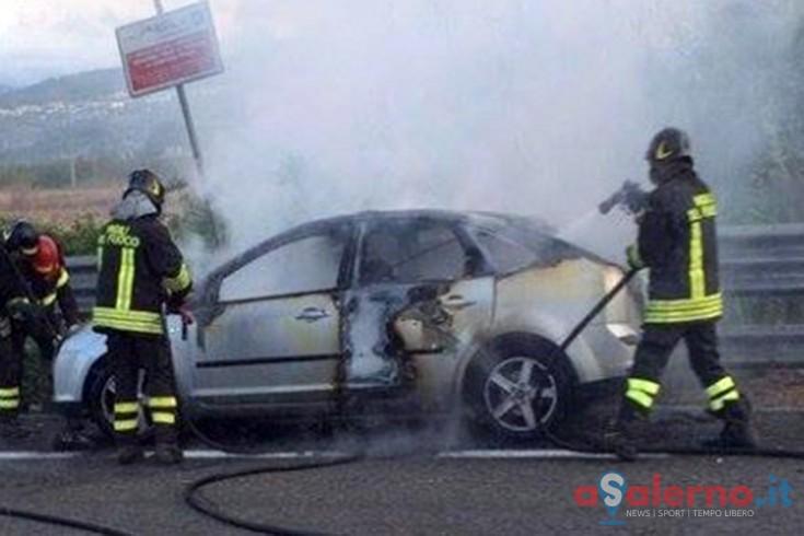 Identificato il cadavere carbonizzato in autostrada, s'indaga - aSalerno.it