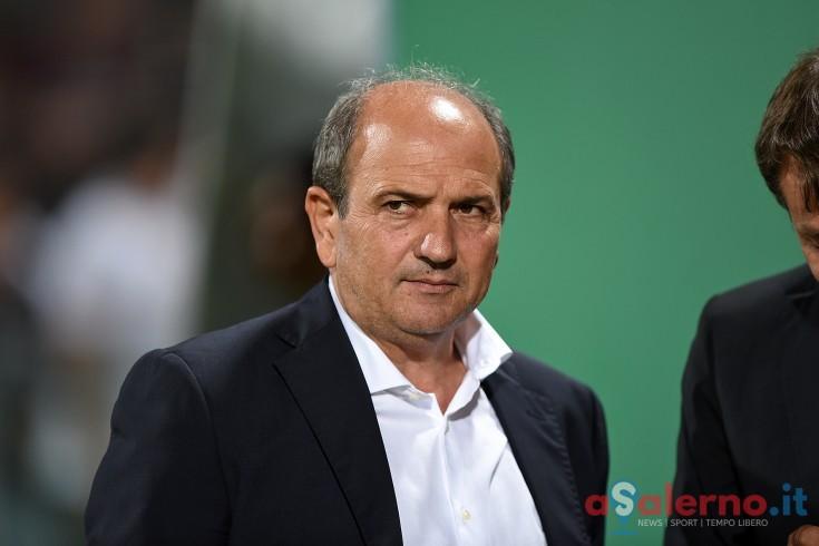 """Fabiani:""""Se non accettassi i fischi non sarei uno sportivo, ma meritavamo di più"""" - aSalerno.it"""
