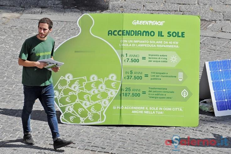 """Anche a Salerno la """"Fridays For Future"""" - aSalerno.it"""
