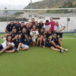 Ingegneri Coppa Italia Foto dopo la partita finale