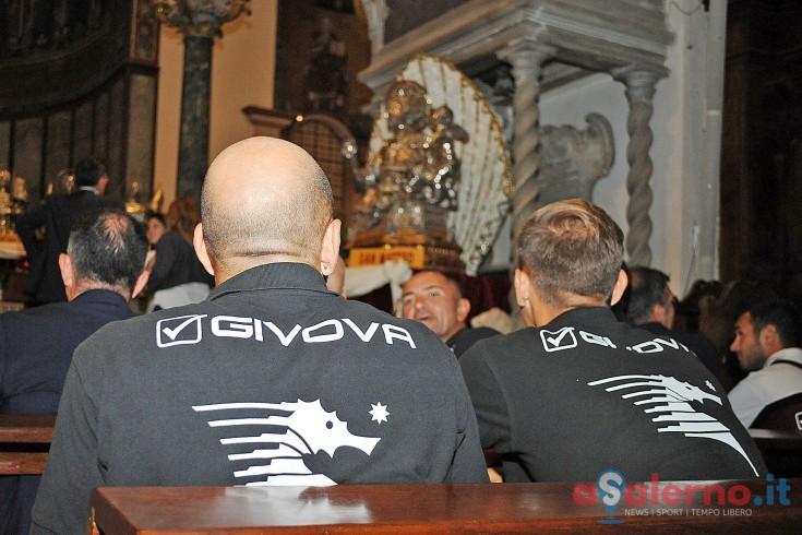 Salernitana in Cattedrale: questa sera Santa Messa degli sportivi - aSalerno.it