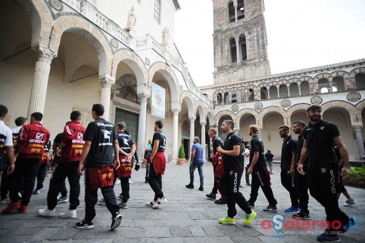 Salernitana, un messaggio per omaggiare San Matteo - aSalerno.it