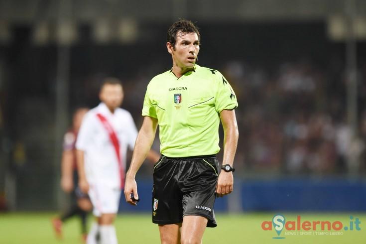 Juan Manuel Sacchi è l'arbitro di Salernitana-Vicenza - aSalerno.it