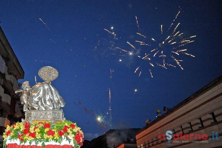 San Matteo, i soldi per i fuochi d'artificio ai terremotati - aSalerno.it
