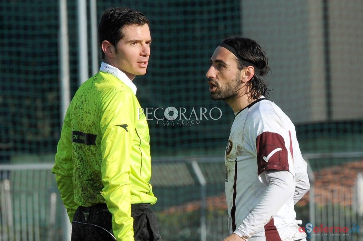 Davide Ghersini è l'arbitro di Salernitana - Bari