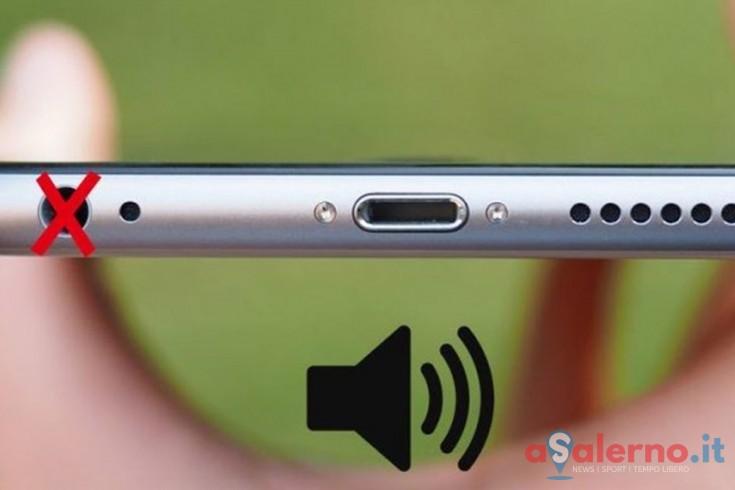 Cellulari: il futuro dell'audio passerà via USB, eliminato il jack audio - aSalerno.it