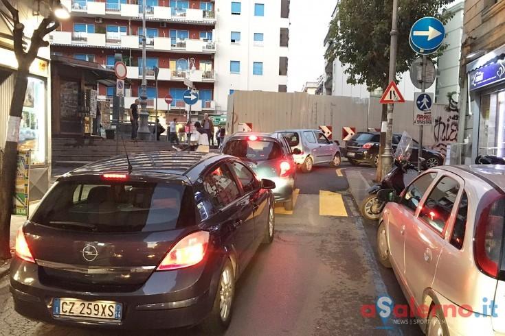 Salerno, via Diaz chiusa al traffico per una notte tra il 3 e 4 ottobre - aSalerno.it