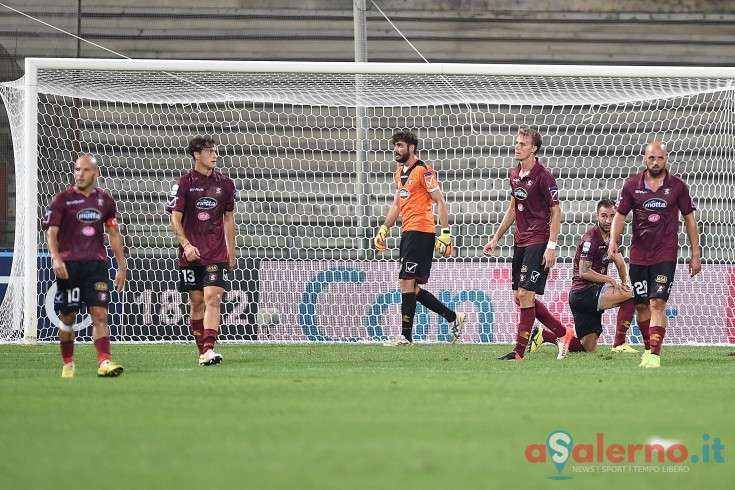 La Salernitana non sa vincere, all'Arechi passa il Vicenza - aSalerno.it