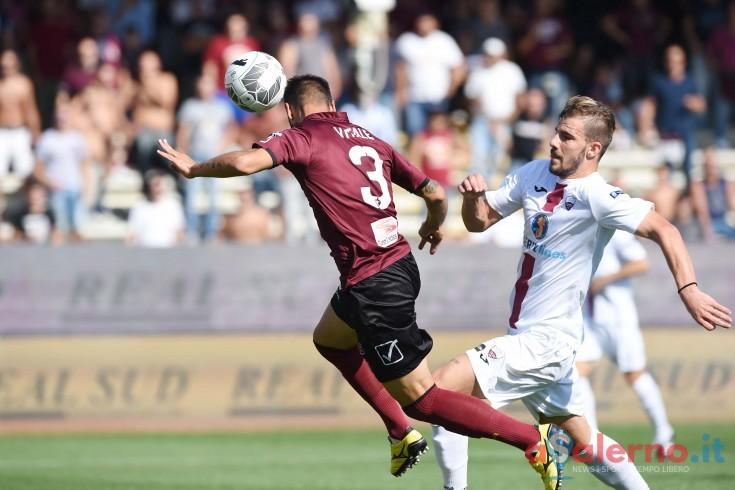 Salernitana in vantaggio per 2-0 sul Trapani - aSalerno.it