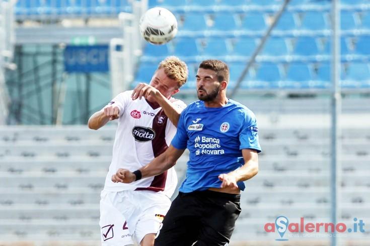 """Bernardini:""""Ci vuole più cattiveria per portare i punti a casa, adesso testa al Vicenza"""" - aSalerno.it"""