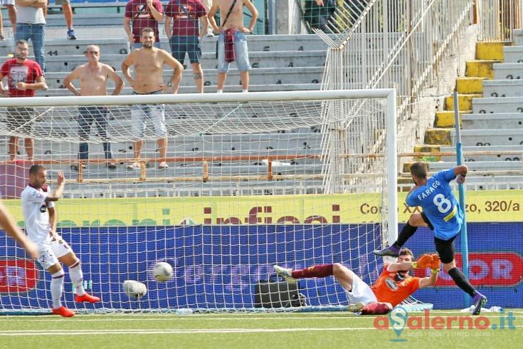 Granata colpiti in contropiede: Faragò firma l'1-0 per il Novara - aSalerno.it