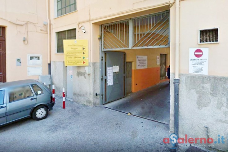 Polemica sui Salesiani, c'è il parcheggio a pagamento davanti la San Giovanni Bosco - aSalerno.it