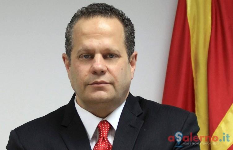 Il Ministro degli Investimenti Esteri della Macedonia a Salerno - aSalerno.it