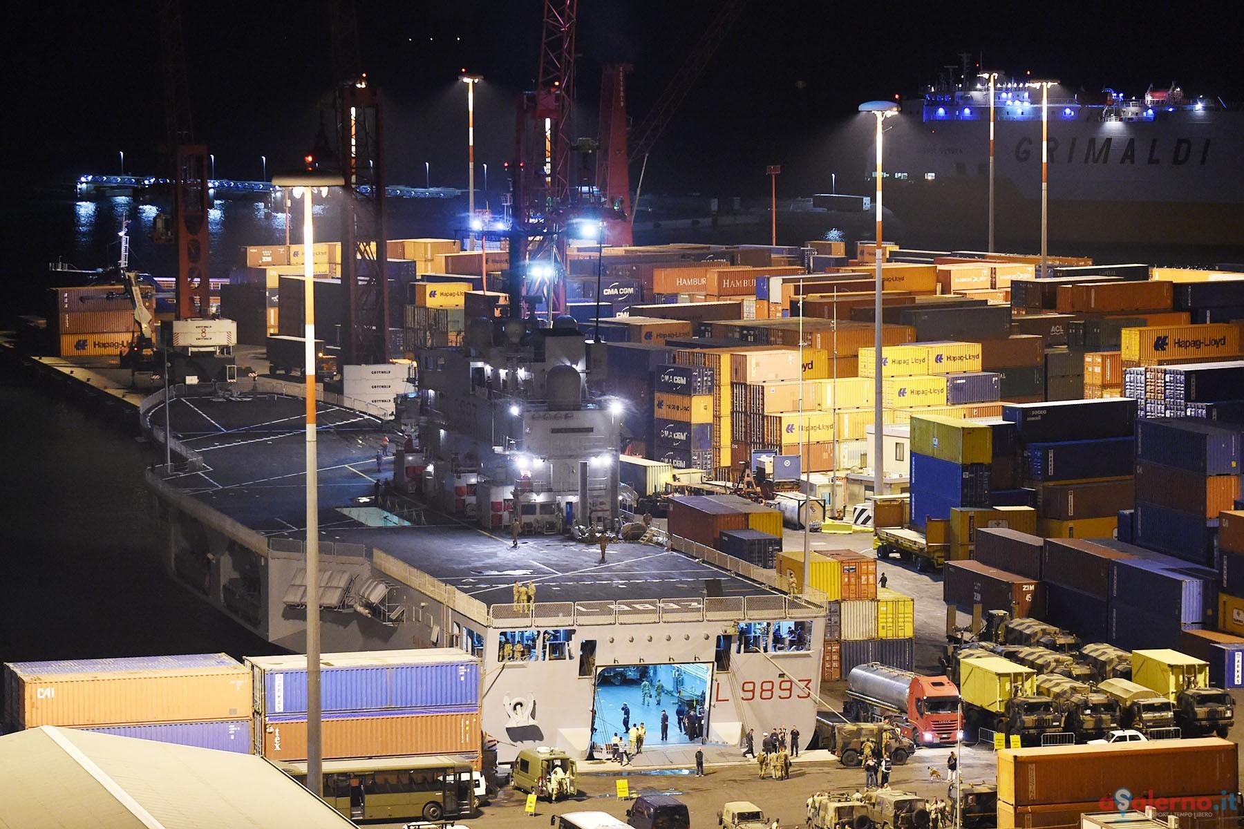 Rivoluzione al porto per la prima volta le grandi navi potranno