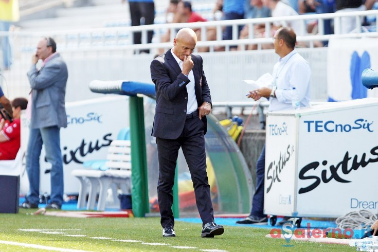 """Sannino: """"Vogliamo i tre punti"""" - aSalerno.it"""