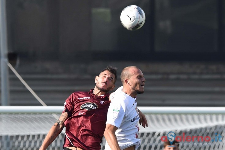 Salernitana in pressing su Vigorito, Schiavi verso Parma - aSalerno.it