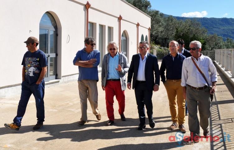Giffoni Valle Piana, sbloccati i finanziamenti: al via i lavori per completare l'ostello - aSalerno.it