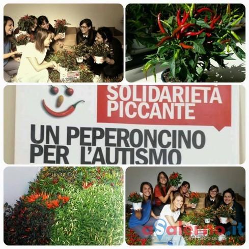 """Torna a Salerno la manifestazione: """"Solidarietà piccante, un peperoncino per l'autismo"""" - aSalerno.it"""