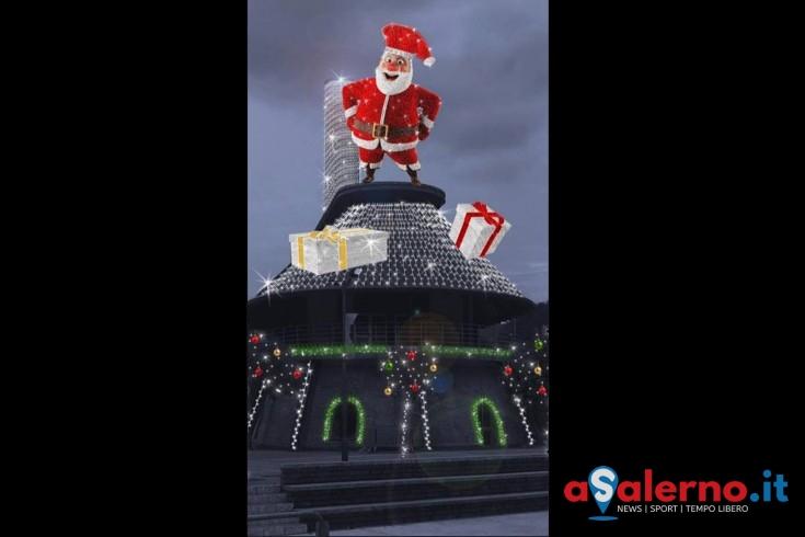 """Nel Parco dell'Irno nascerà il """"villaggio di Babbo Natale"""" - aSalerno.it"""