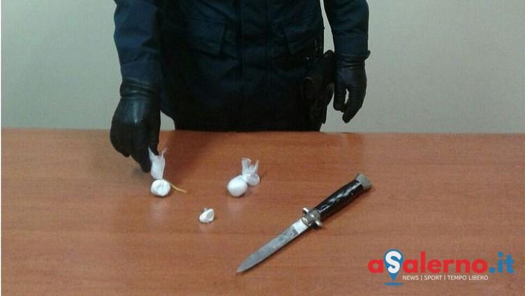 Scoperto dai Carabinieri in una locale con la Cocaina, arrestato 26enne - aSalerno.it