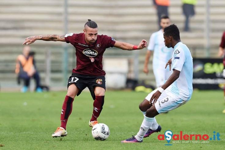 """Ascoli-Salernitana, probabili formazioni: spazio a Ronaldo, Caccavallo il """"vice Rosina""""? - aSalerno.it"""