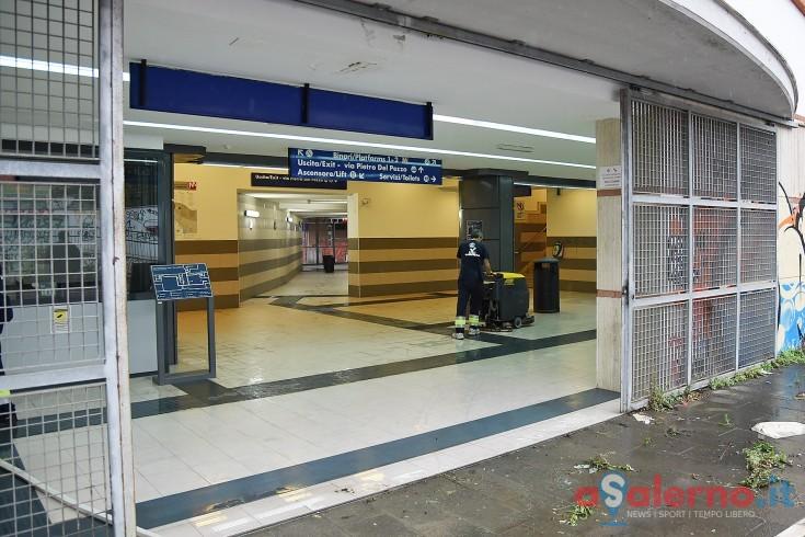 Metro Salerno, approvata delibera per lavori di riqualificazione - aSalerno.it