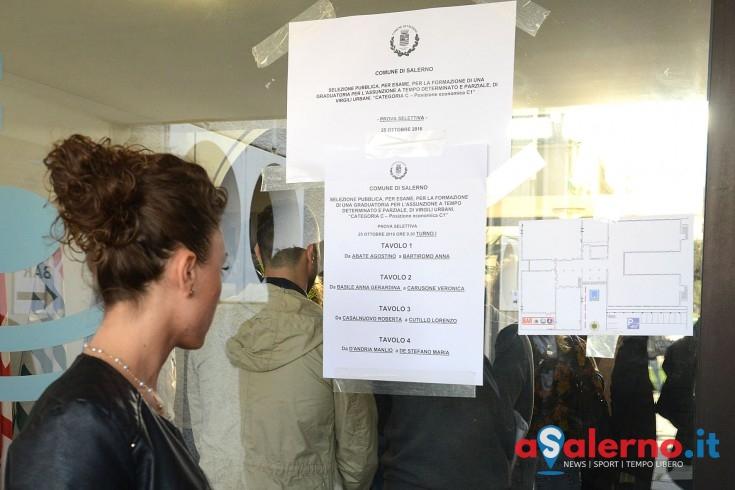L'ELENCO – Concorso Vigili Urbani stagionali: ecco i 38 idonei - aSalerno.it