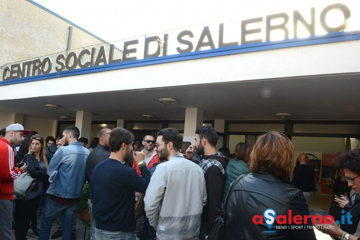 """Concorso Vigili, il sindacato chiede trasparenza: """"Dare copie corrette ai candidati"""" - aSalerno.it"""