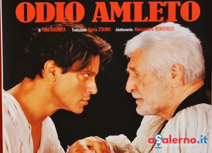 """Al Teatro delle Arti arriva Gabriel Garko con """"Odio Amleto"""" - aSalerno.it"""