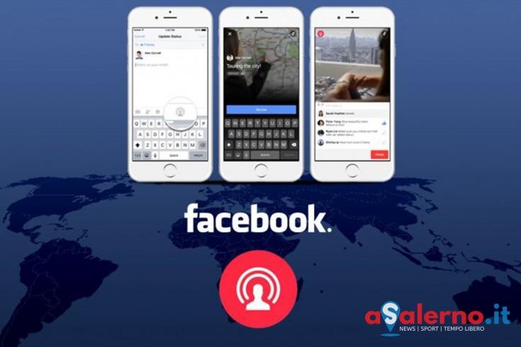 Aggiornamento su Facebook: ora si possono programmare le dirette live - aSalerno.it
