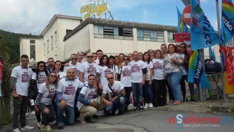 Vertenza sale Bingo a Salerno, spiragli positivi sul confronto - aSalerno.it